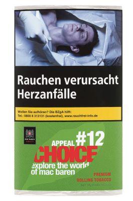 Mac Baren Mac Baren Appeal Choice #12 Feinschnitt bei Tabakring | Ihr Shop für Tabakwaren und E-Zigaretten kaufen