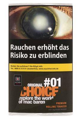 Mac Baren Mac Baren Original Choice #01 Feinschnitt bei www.Tabakring.de kaufen