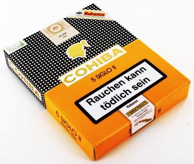 Cohiba Cohiba Linea 1492 Siglo II bei Tabakring | Ihr Shop für Tabakwaren und E-Zigaretten kaufen