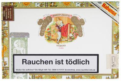 Diverse Romeo Y Julieta Mille Fleurs bei Tabakring | Ihr Shop für Tabakwaren und E-Zigaretten kaufen