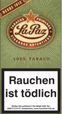 Scandinavian La Paz Cigarros Brazil bei Tabakring | Ihr Shop für Tabakwaren und E-Zigaretten kaufen