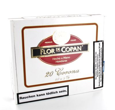 Kohlhase Kopp Flor de Copan Corona bei www.Tabakring.de kaufen