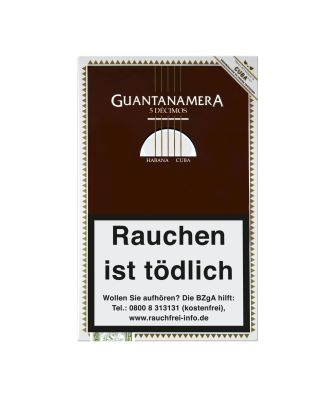 Guantanamera Guantanamera Decimos bei www.Tabakring.de kaufen