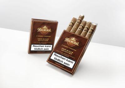 Agio Balmoral BDS Short Corona bei www.Tabakring.de kaufen