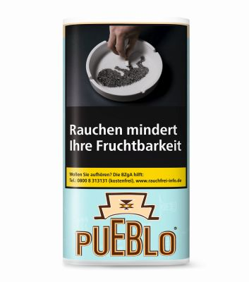 Pueblo Pueblo Blue Tobacco bei Tabakring | Ihr Shop für Tabakwaren und E-Zigaretten kaufen