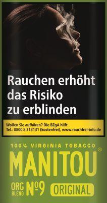 Manitou Manitou Original Org Blend No. 9 Green bei Tabakring | Ihr Shop für Tabakwaren und E-Zigaretten kaufen
