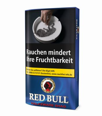 Red Bull Red Bull Halfzware Shag bei www.Tabakring.de kaufen