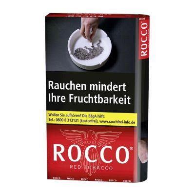 Rocco Rocco Red Tobacco bei Tabakring | Ihr Shop für Tabakwaren und E-Zigaretten kaufen