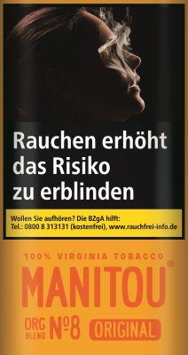 Manitou Manitou Original Org Blend No. 8 bei Tabakring | Ihr Shop für Tabakwaren und E-Zigaretten kaufen
