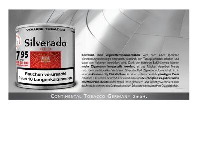 Silverado Silverado Volumentabak bei Tabakring | Ihr Shop für Tabakwaren und E-Zigaretten kaufen
