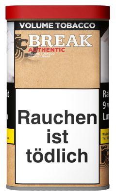 Break Break Authentic Volumentabak bei Tabakring | Ihr Shop für Tabakwaren und E-Zigaretten kaufen