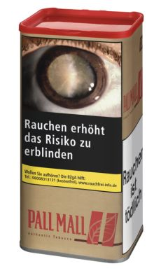 Pall Mall Pall Mall Authentic Red XXL bei www.Tabakring.de kaufen