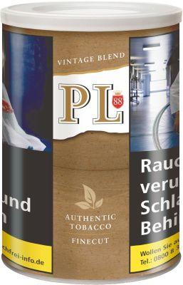 PL 88 PL 88 Vintage Blend (Just Tobacco) bei Tabakring | Ihr Shop für Tabakwaren und E-Zigaretten kaufen