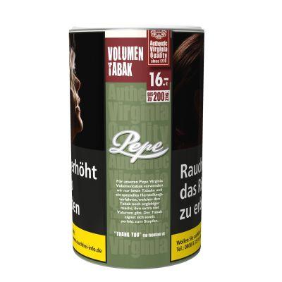 Pepe Pepe Rich Green Volumen Tabak XXL-Size bei www.Tabakring.de kaufen