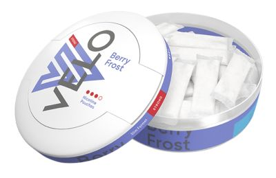 Velo Velo Berry Frost Strong 10mg Nicotine Pouch bei www.Tabakring.de kaufen