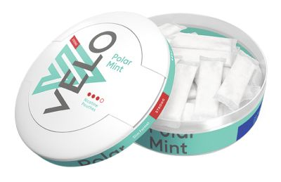 Velo Velo Polar Mint Strong 10mg Nicotine Pouch bei www.Tabakring.de kaufen