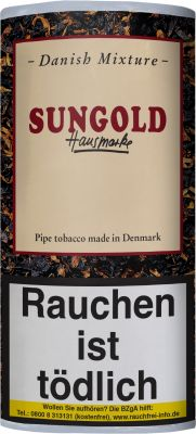 Danish Mixture Danish Mixture Sungold Hausmarke bei Tabakring | Ihr Shop für Tabakwaren und E-Zigaretten kaufen