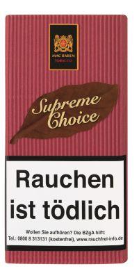 Mac Baren Mac Baren Supreme Choice bei www.Tabakring.de kaufen