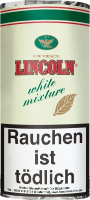 Lincoln Lincoln White Mixture bei www.Tabakring.de kaufen