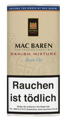 Mac Baren Mac Baren Danish Mixture bei Tabakring | Ihr Shop für Tabakwaren und E-Zigaretten kaufen