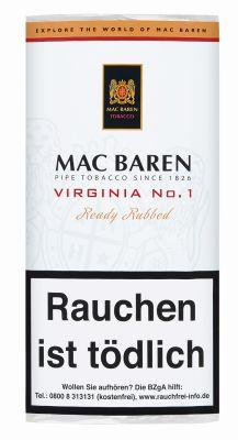 Mac Baren Mac Baren Virginia No.1 bei www.Tabakring.de kaufen