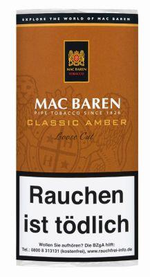 Mac Baren Mac Baren Classic Amber bei www.Tabakring.de kaufen