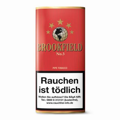 Brookfield Brookfield Blend No. 3 bei Tabakring | Ihr Shop für Tabakwaren und E-Zigaretten kaufen