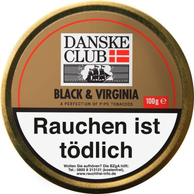 Danske Club Danske Club Black & Virginia bei www.Tabakring.de kaufen