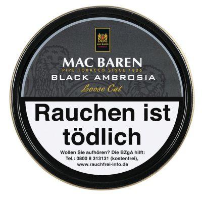 Mac Baren Mac Baren Black Ambrosia bei www.Tabakring.de kaufen