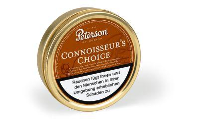 Peterson Peterson Pfeifentabak Connoisseurs Choice bei Tabakring | Ihr Shop für Tabakwaren und E-Zigaretten kaufen
