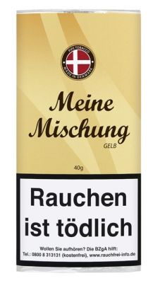 Meine Mischung Meine Mischung Gelb bei www.Tabakring.de kaufen