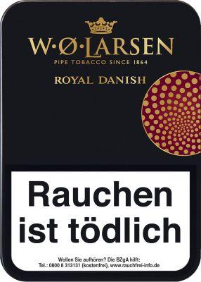 W.O. Larsen Larsen Royal Danish bei Tabakring | Ihr Shop für Tabakwaren und E-Zigaretten kaufen