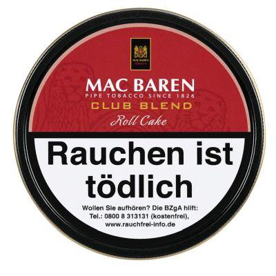 Mac Baren Mac Baren Club Blend bei www.Tabakring.de kaufen