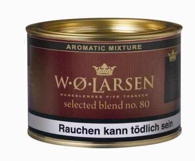 W.O. Larsen Larsen Mahogany Mixture No. 80 bei www.Tabakring.de kaufen