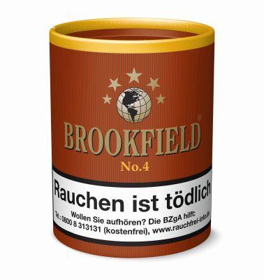 Brookfield Brookfield No. 4 bei Tabakring | Ihr Shop für Tabakwaren und E-Zigaretten kaufen