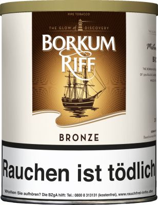 Borkum Riff Borkum Riff Bronze bei www.Tabakring.de kaufen