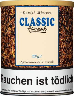 Danish Mixture Danish Mixture Classic Hausmarke bei www.Tabakring.de kaufen