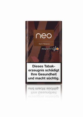 neo neo Tobacco Dark 7g bei Tabakring | Ihr Shop für Tabakwaren und E-Zigaretten kaufen