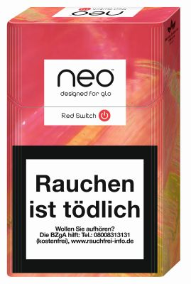 neo neo Red Switch (Click) 7g bei www.Tabakring.de kaufen