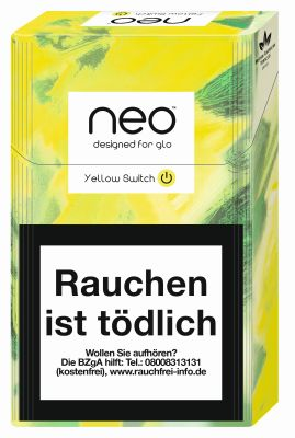 neo neo Yellow Switch (Click) 7g bei www.Tabakring.de kaufen