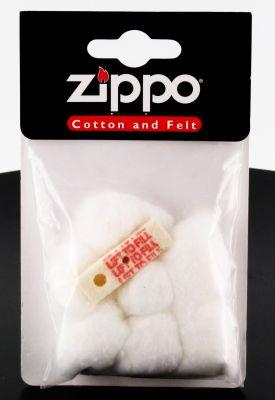 Zippo Zippo Cotton & Felt - Watte / Filz bei www.Tabakring.de kaufen