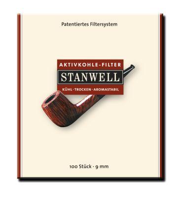 Stanwell Stanwell Aktivkohle Pfeifenfilter 9mm bei Tabakring | Ihr Shop für Tabakwaren und E-Zigaretten kaufen