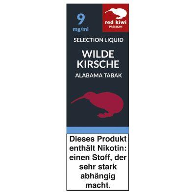 Red Kiwi Red Kiwi eLiquid Selection Wilde Kirsche Alabama Tabak 9mg Nikoti bei www.Tabakring.de kaufen