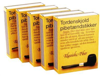 Diverse Streichhölzer - Zigarre Dänisches Pfeifenholz bei www.Tabakring.de kaufen