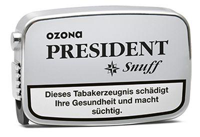 Ozona Ozona Schnupftabak President Snuff bei www.Tabakring.de kaufen