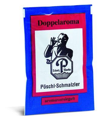 Pöschl Schmalzler D (Doppelaroma) Schnupftabak 25g bei www.Tabakring.de kaufen