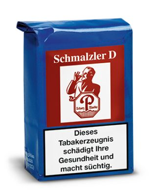 Pöschl Schmalzler D (Doppelaroma) Schnupftabak bei www.Tabakring.de kaufen