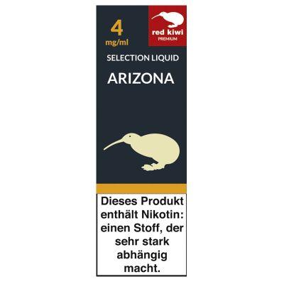 Red Kiwi Red Kiwi eLiquid Selection Arizona 4mg Nikotin/ml bei Tabakring | Ihr Shop für Tabakwaren und E-Zigaretten kaufen
