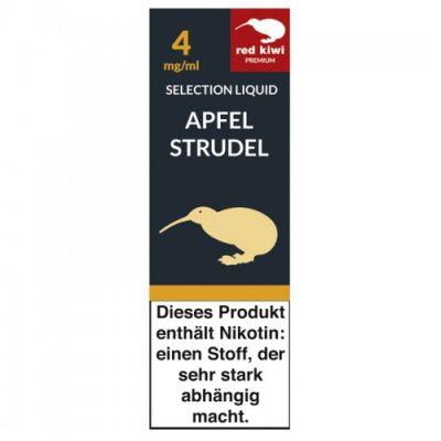 Red Kiwi Red Kiwi eLiquid Selection Apfelstrudel 4mg Nikotin/ml bei www.Tabakring.de kaufen