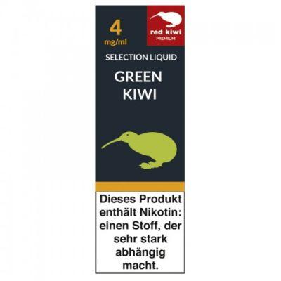 Red Kiwi Red Kiwi eLiquid Selection Green Kiwi 4mg Nikotin/ml bei www.Tabakring.de kaufen